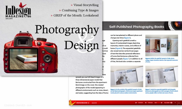 InDesign Mag 86 Self Published Photo Books