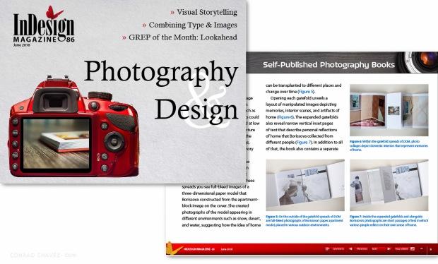 Indesign magazine conrad chavez blog exploring self published photo books indesign magazine article fandeluxe Image collections